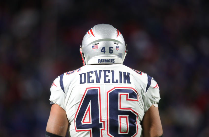 New England Patriots: James Develin an 'unsung' leader of toughness
