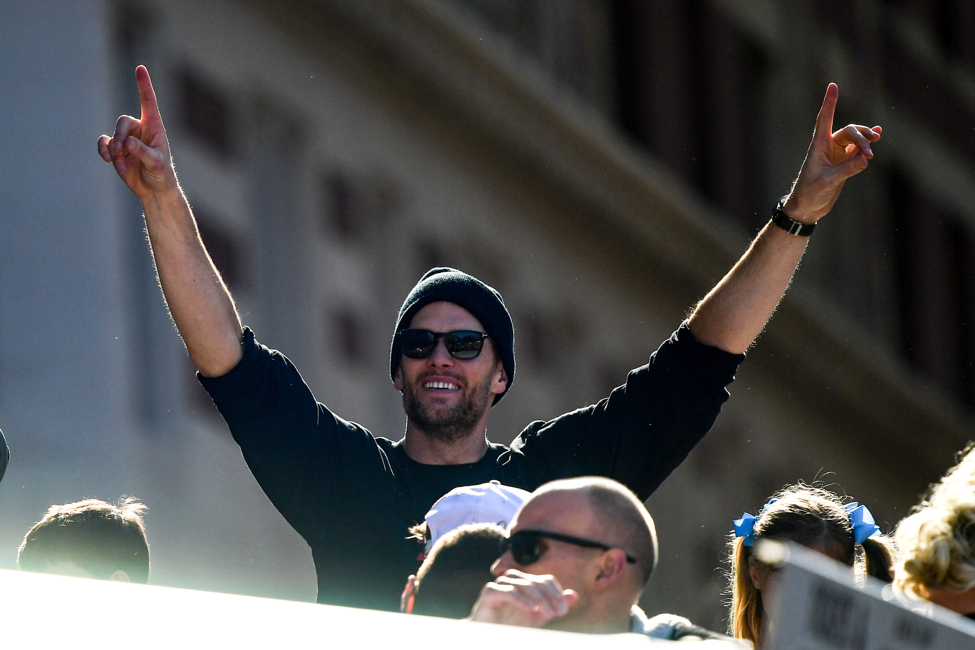 New England Patriots Tom Brady Is Still Here Six Rings And All