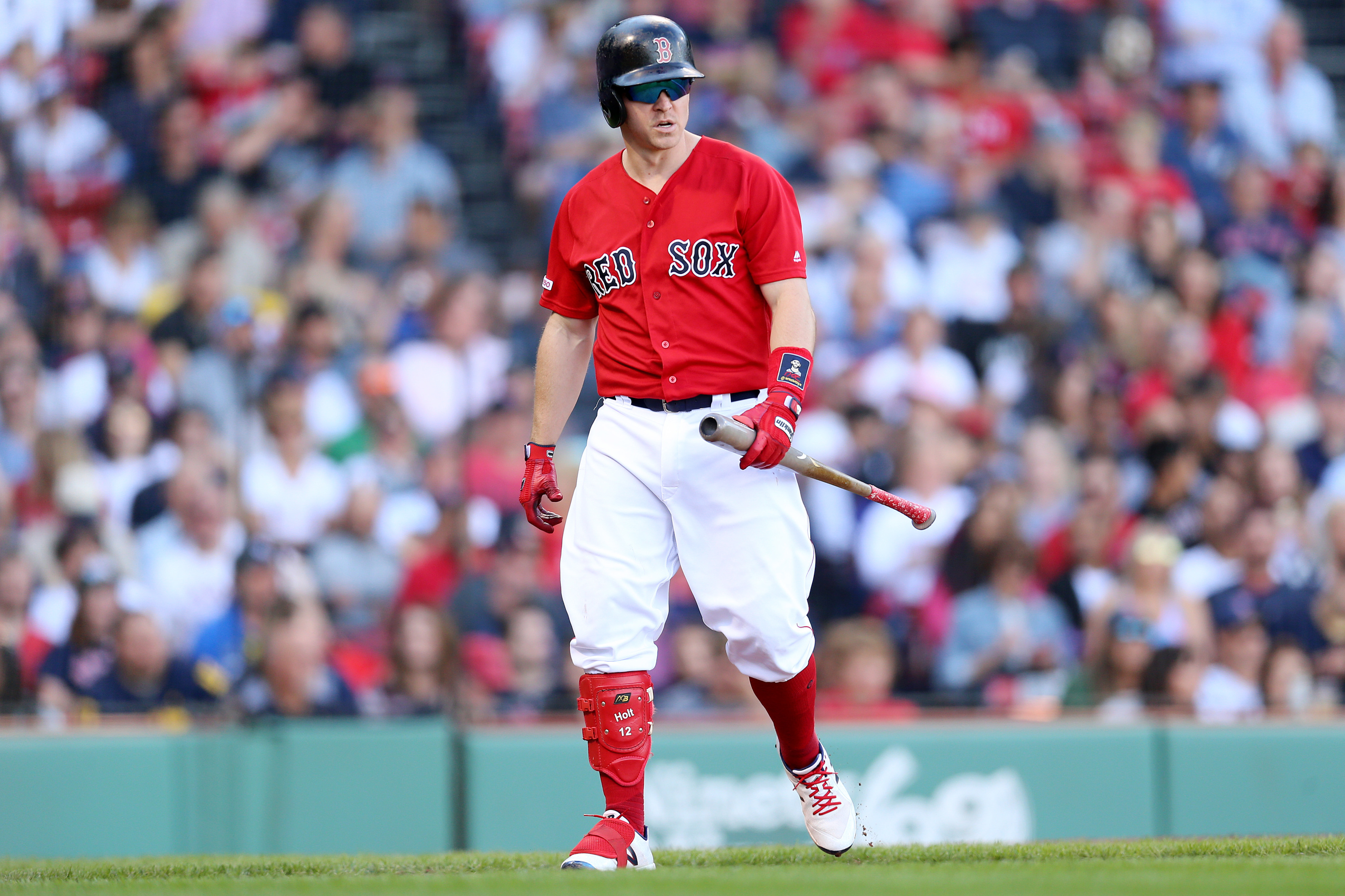 The Boston Red Sox should have signed Brock Holt