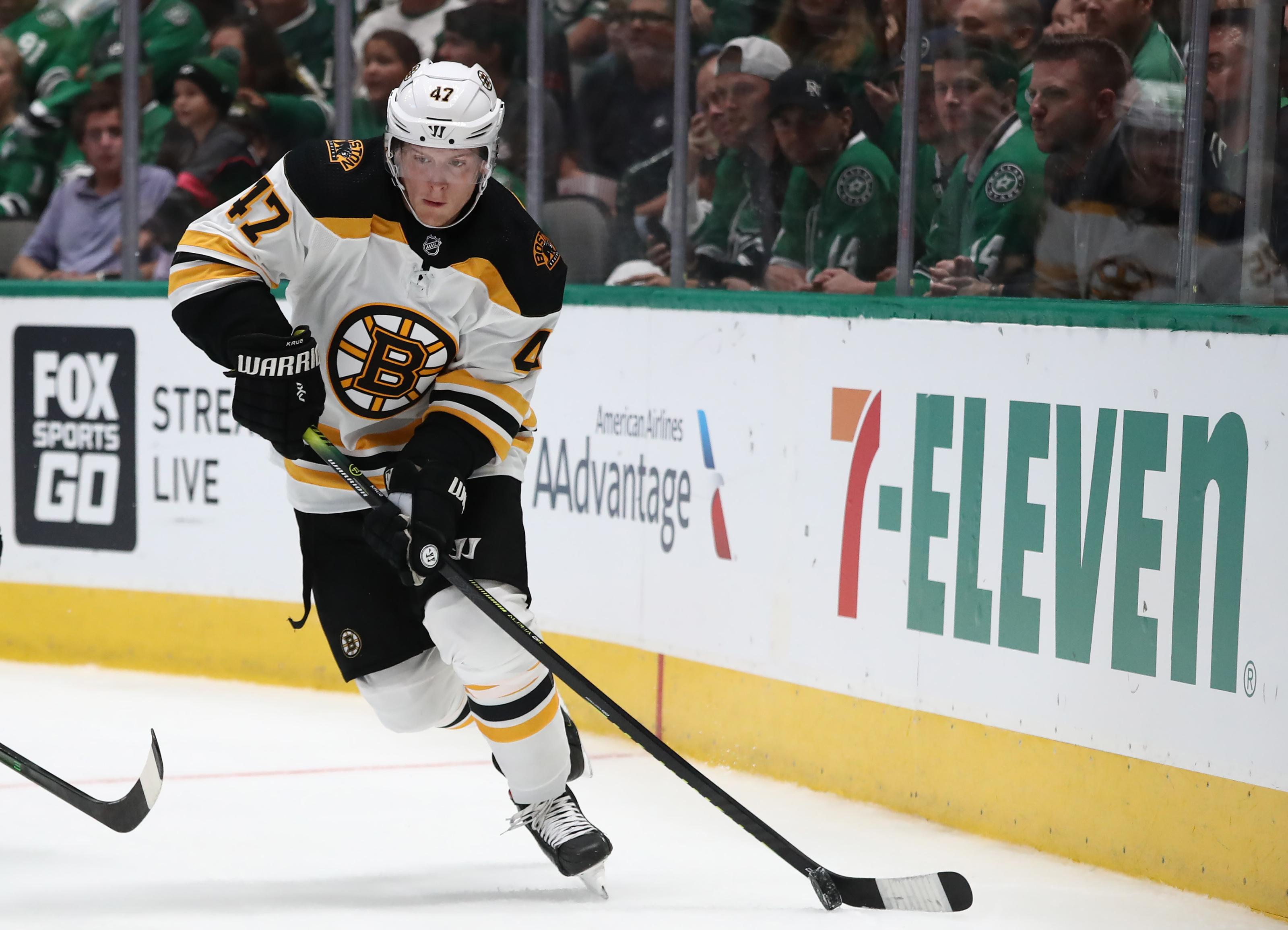 Boston Bruins Rumors Torey Krug Deserves To Stay In Boston