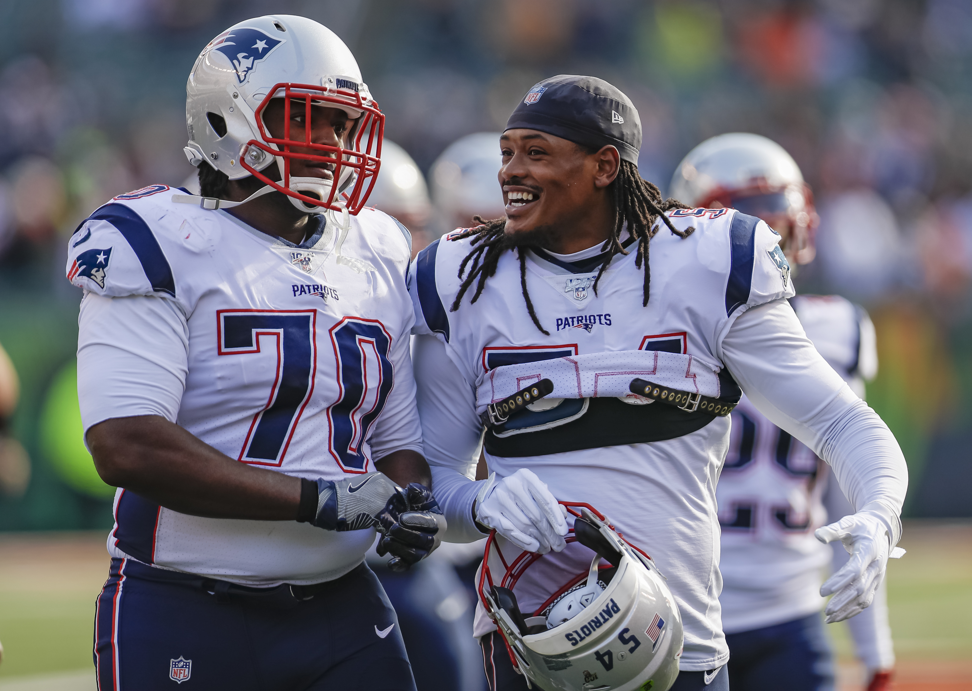 New England Patriots: Dont'a Hightower leading the way