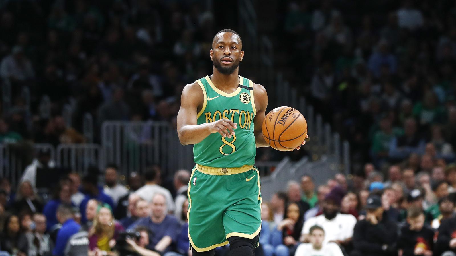 Boston Celtics A Healthy Kemba Walker Makes C S A Dangerous Threat