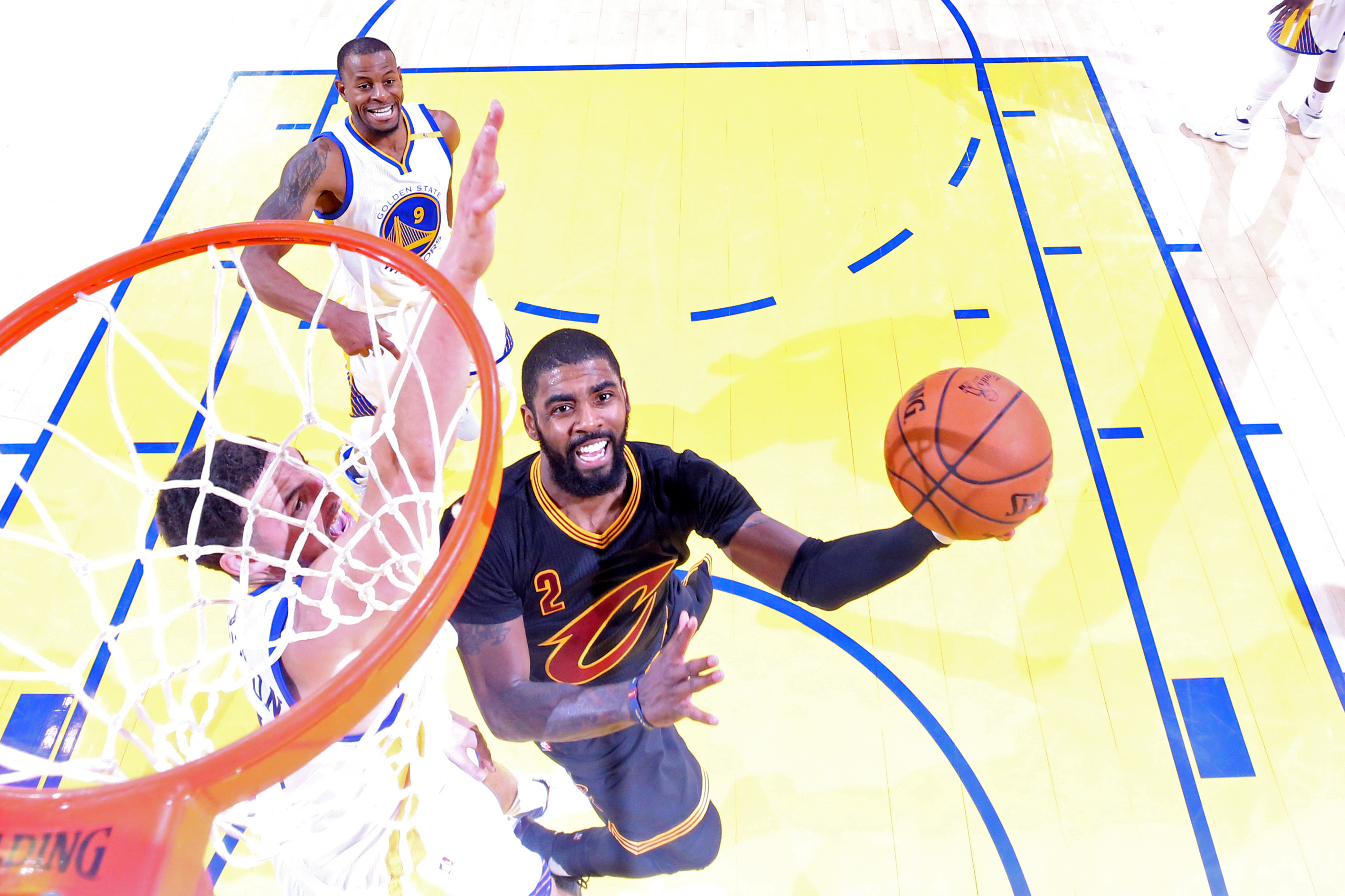 Cavaliers nearing blockbuster deal with Celtics for Kyrie Irving