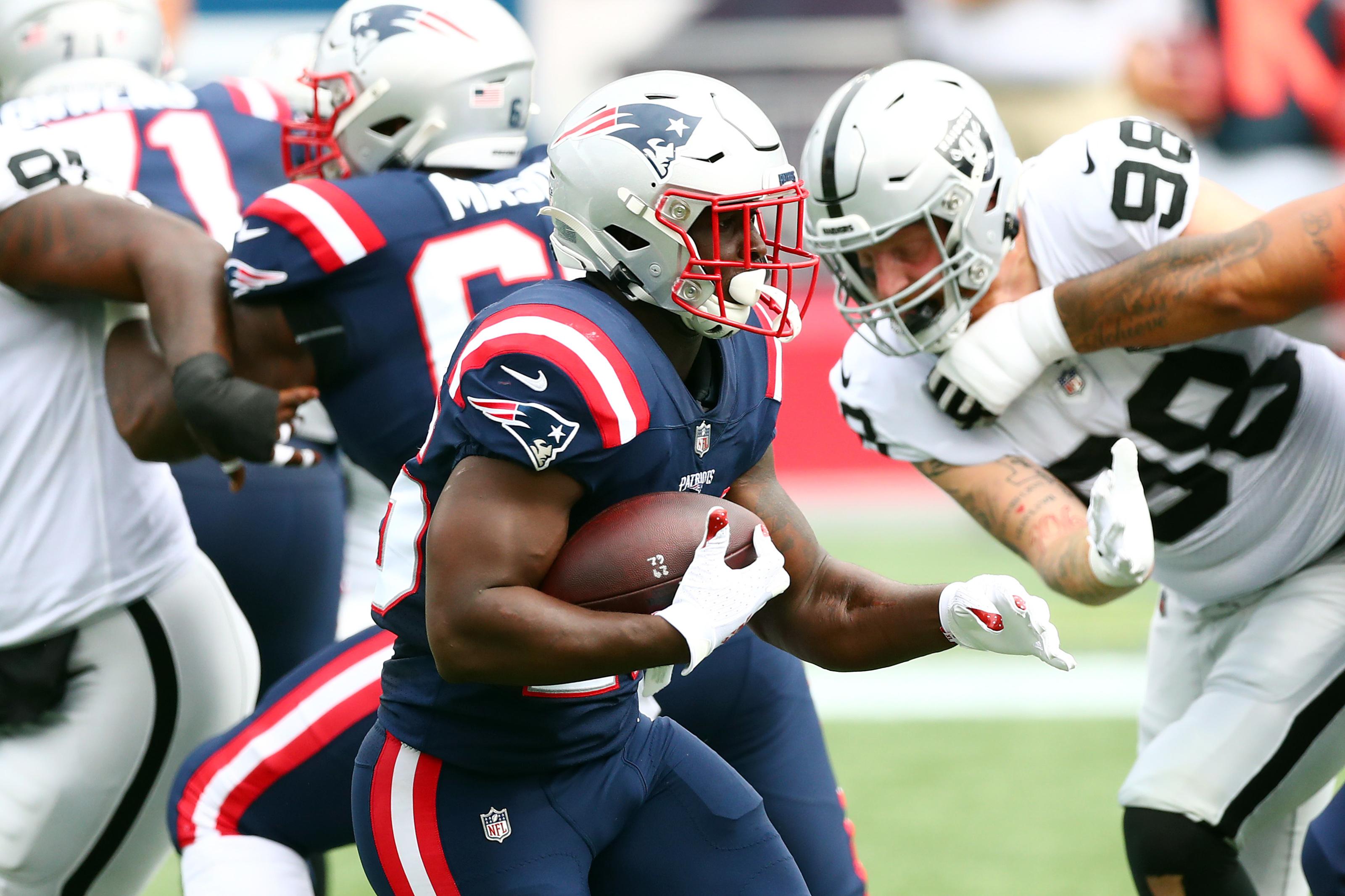 New England Patriots Scoreboard Live Updates Week 3 Vs Raiders