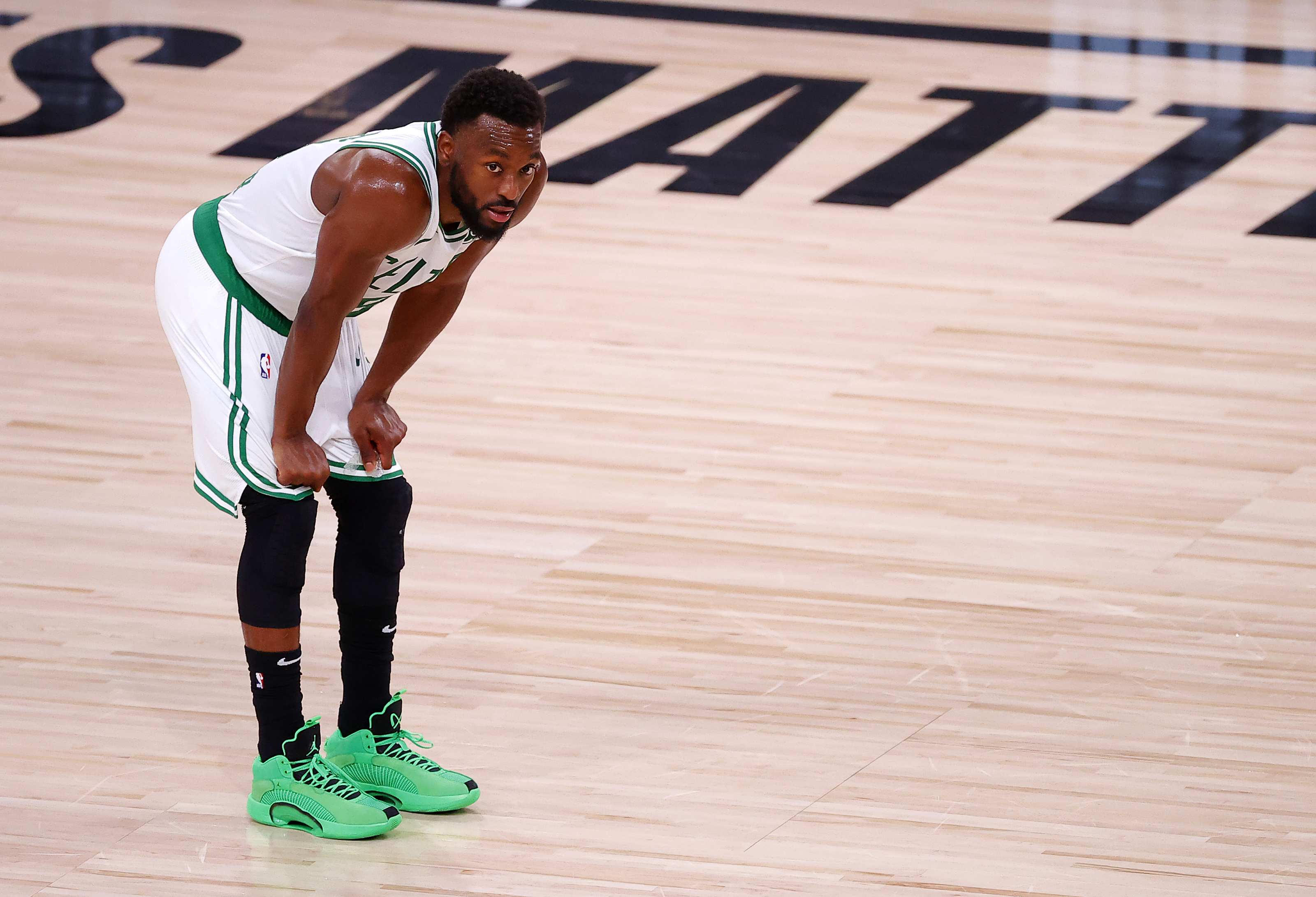Boston Celtics: What Kemba Walker 'learned' from first playoff action