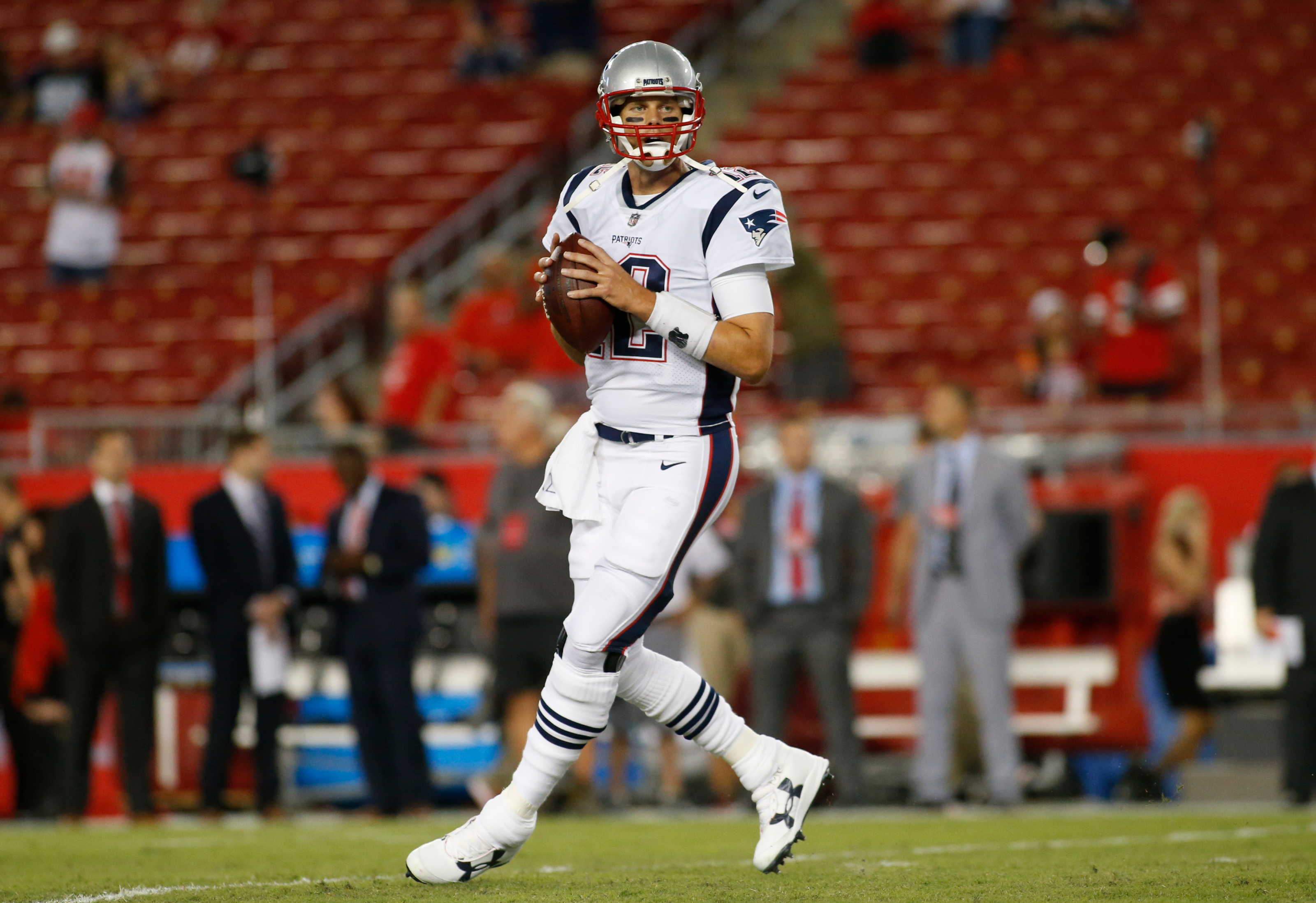 New England Patriots: Top 3 uniforms in franchise history