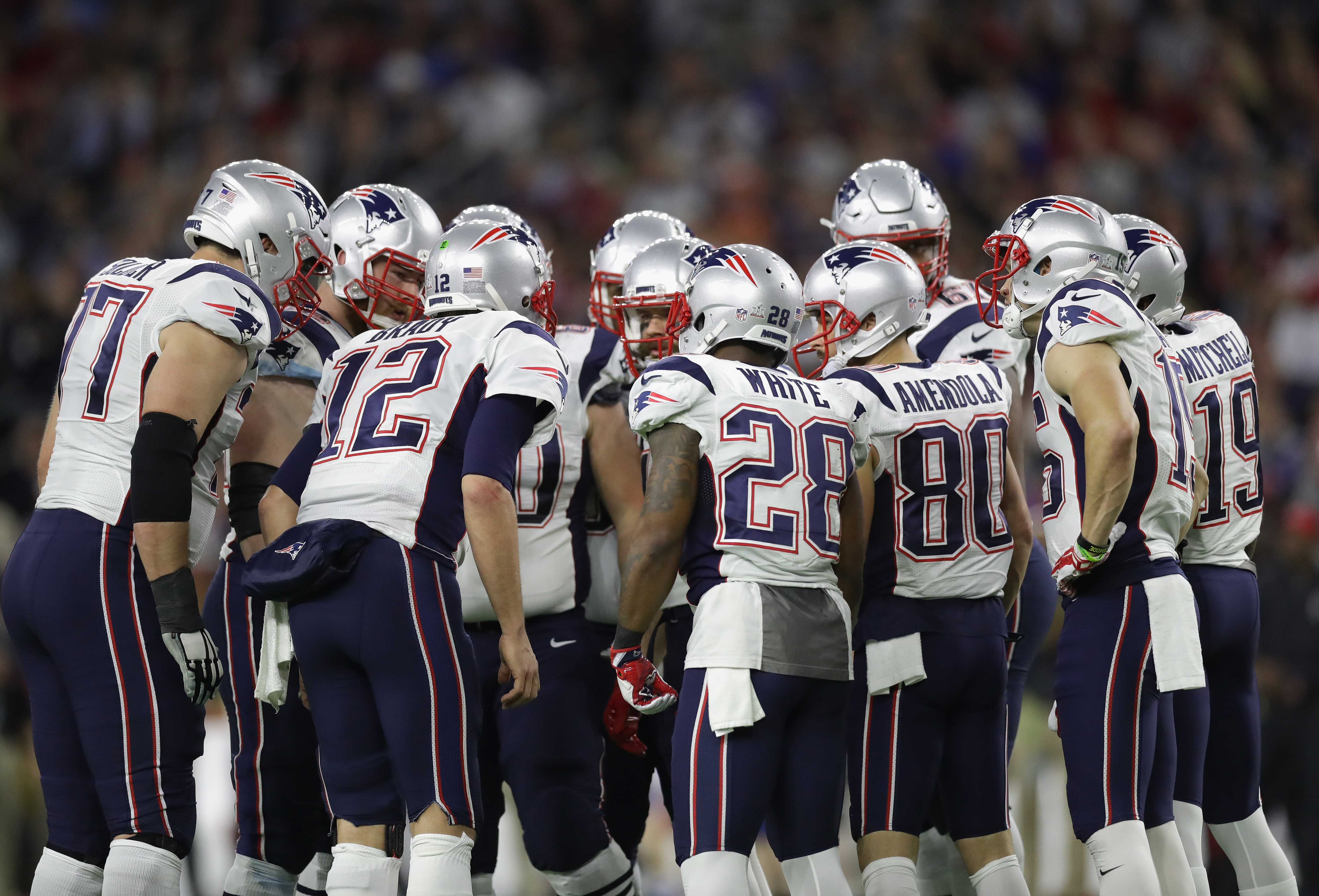 New England Patriots 5 Offensive Playmakers To Watch In 2017