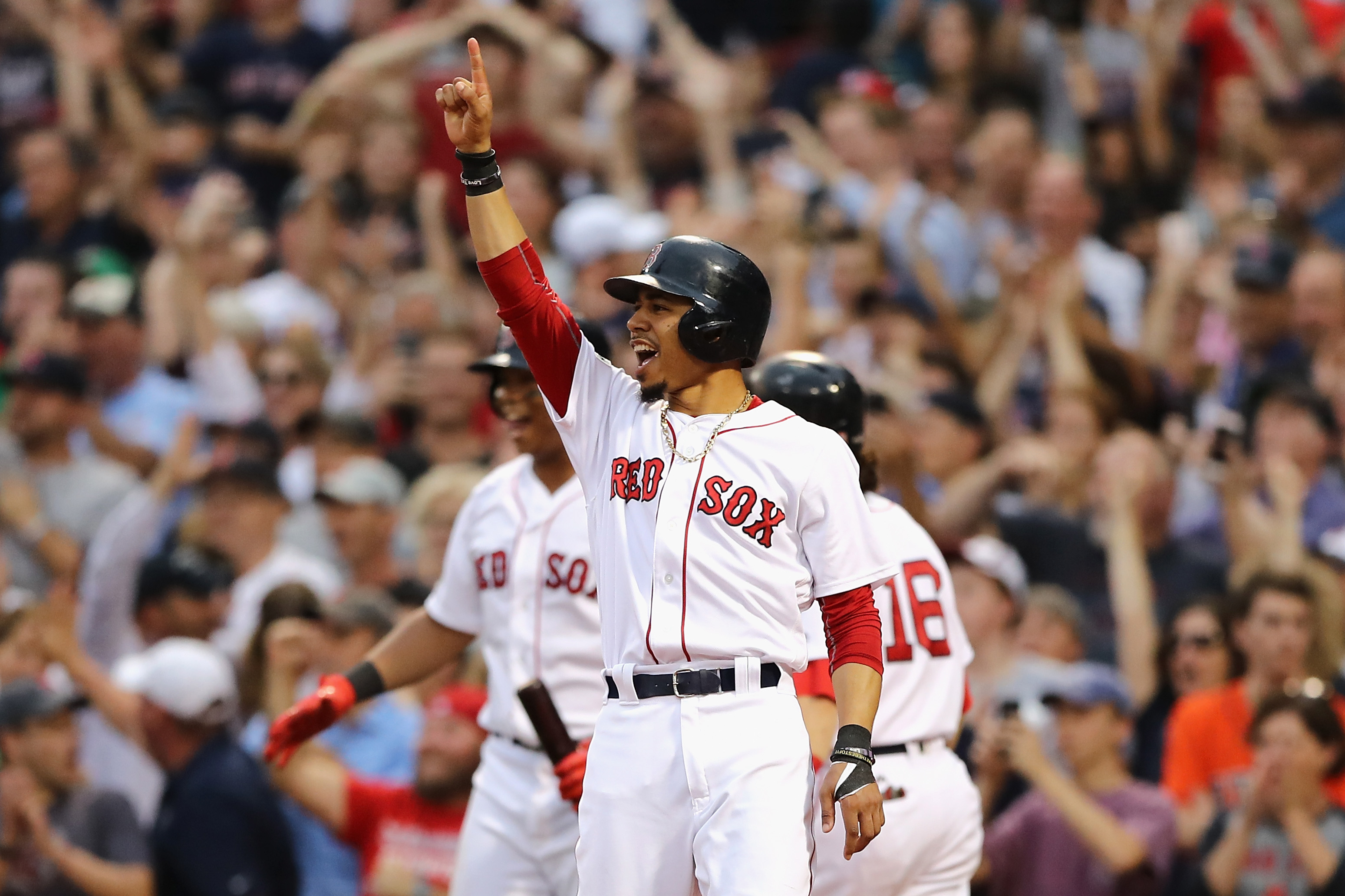The 2018 boston red sox lineup should look like this voltagebd Images