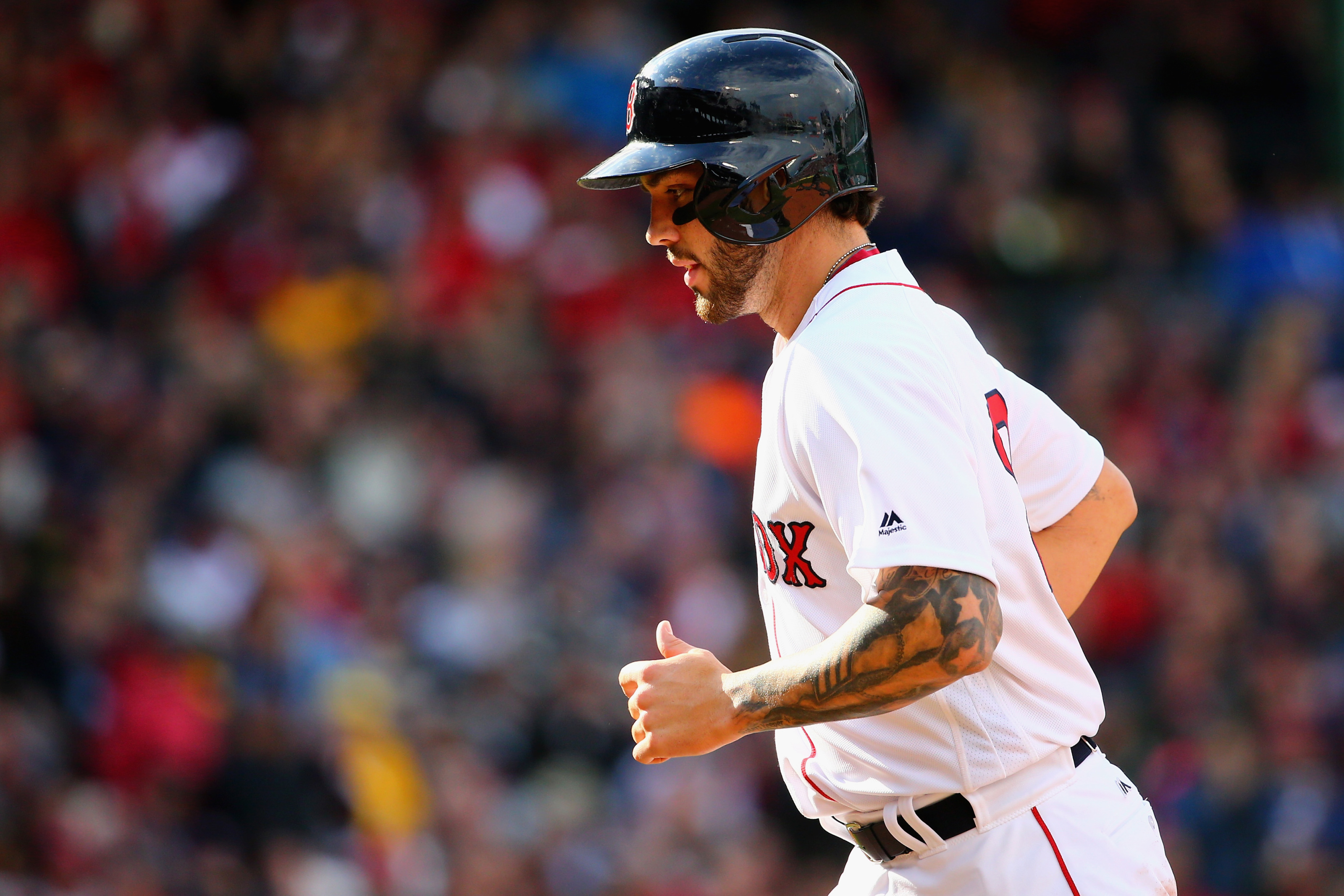Boston Red Sox: It's time to get rid of Blake Swihart
