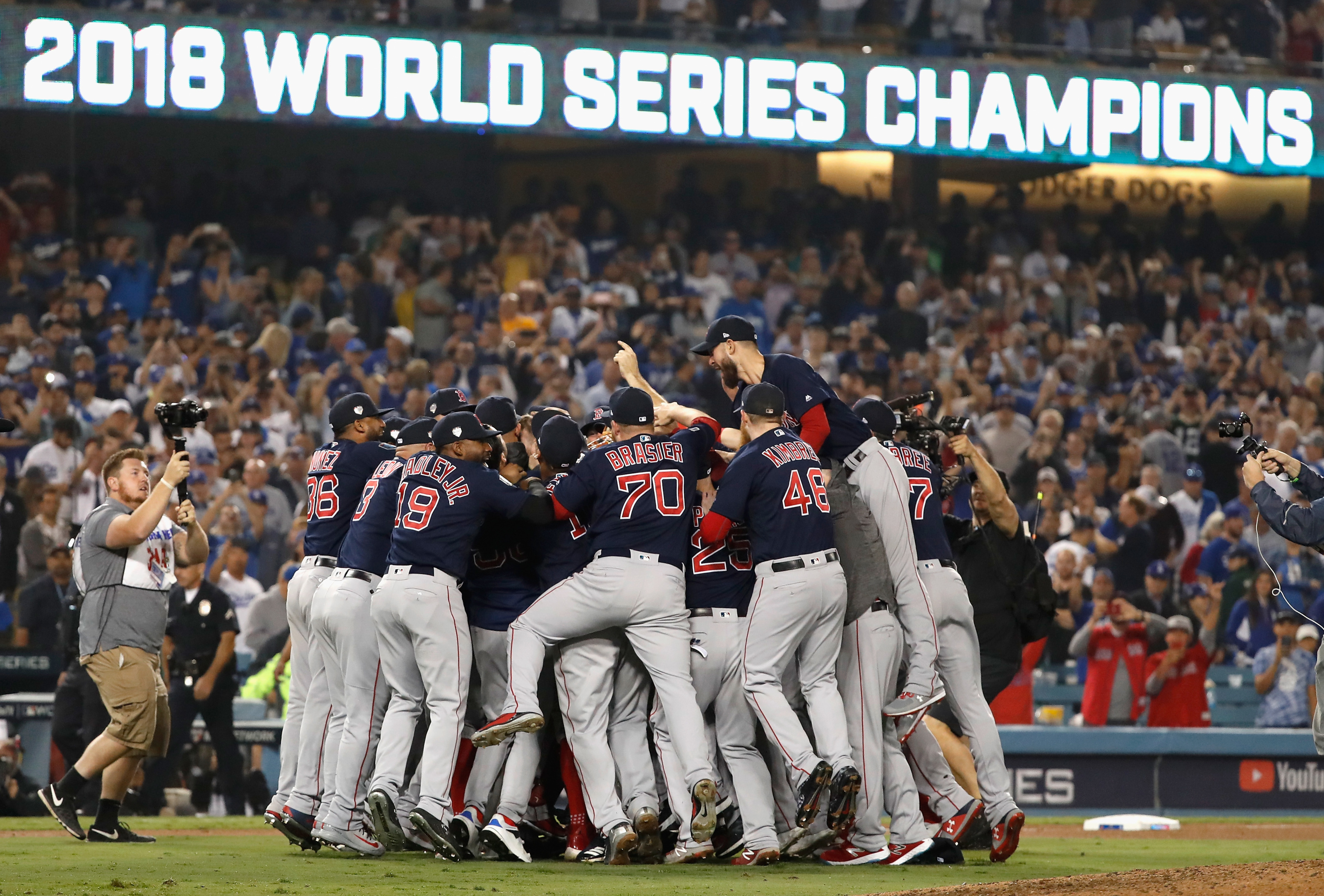 Top 5 Boston Red Sox 2018 World Series moments