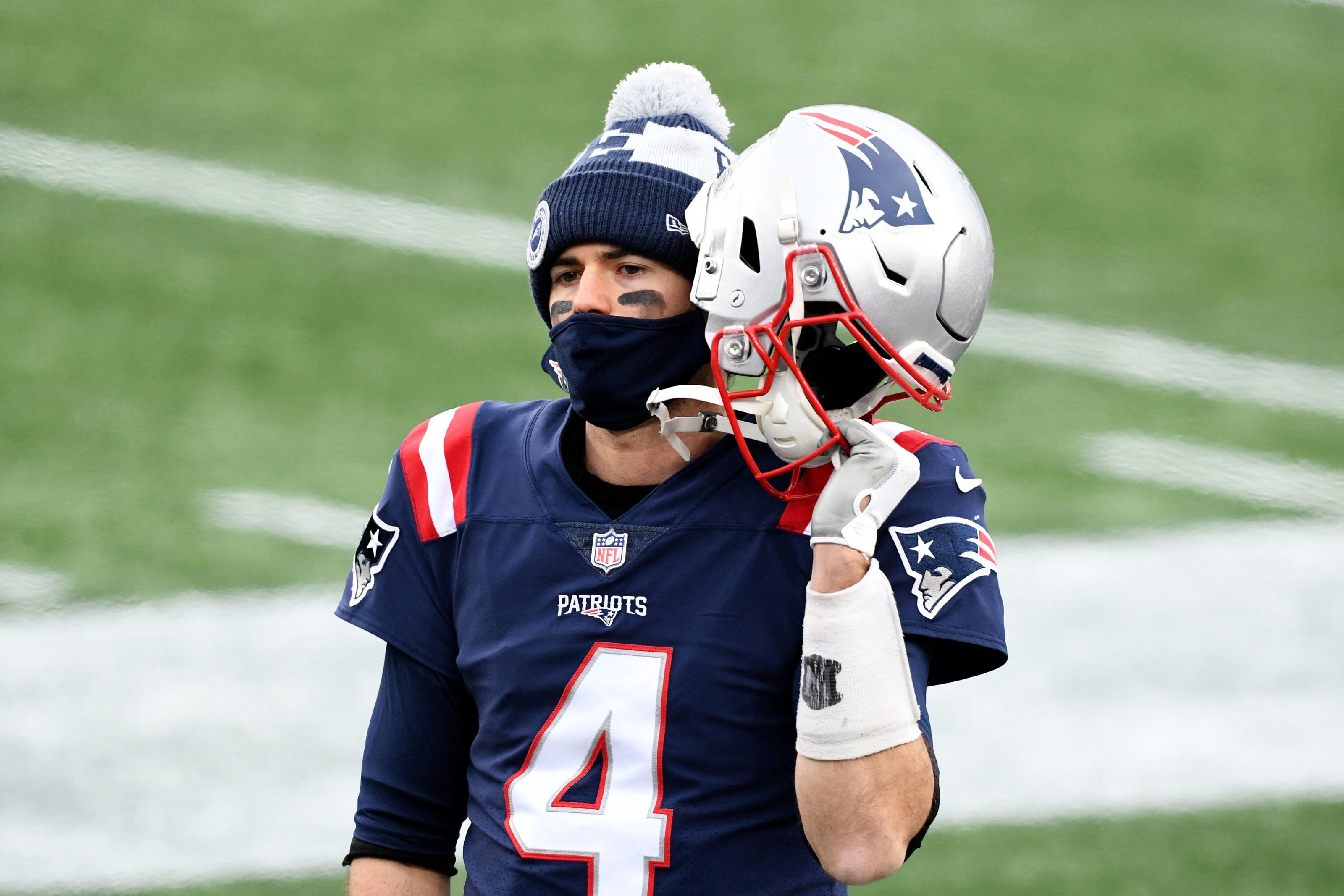 New England Patriots rumors: Jarrett Stidham could get his shot
