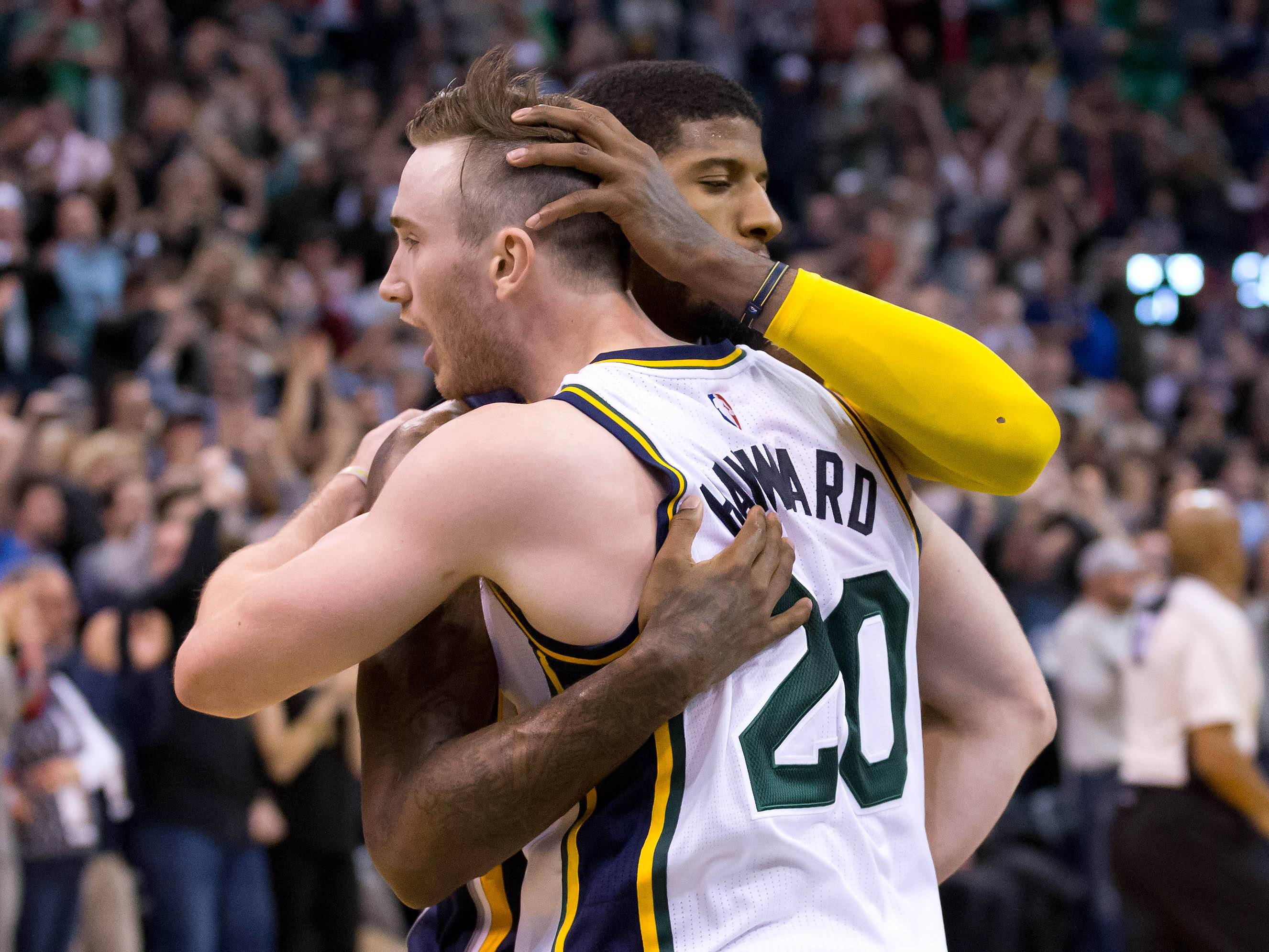 Boston Celtics Here S The Rumored Offer For A Paul George Trade