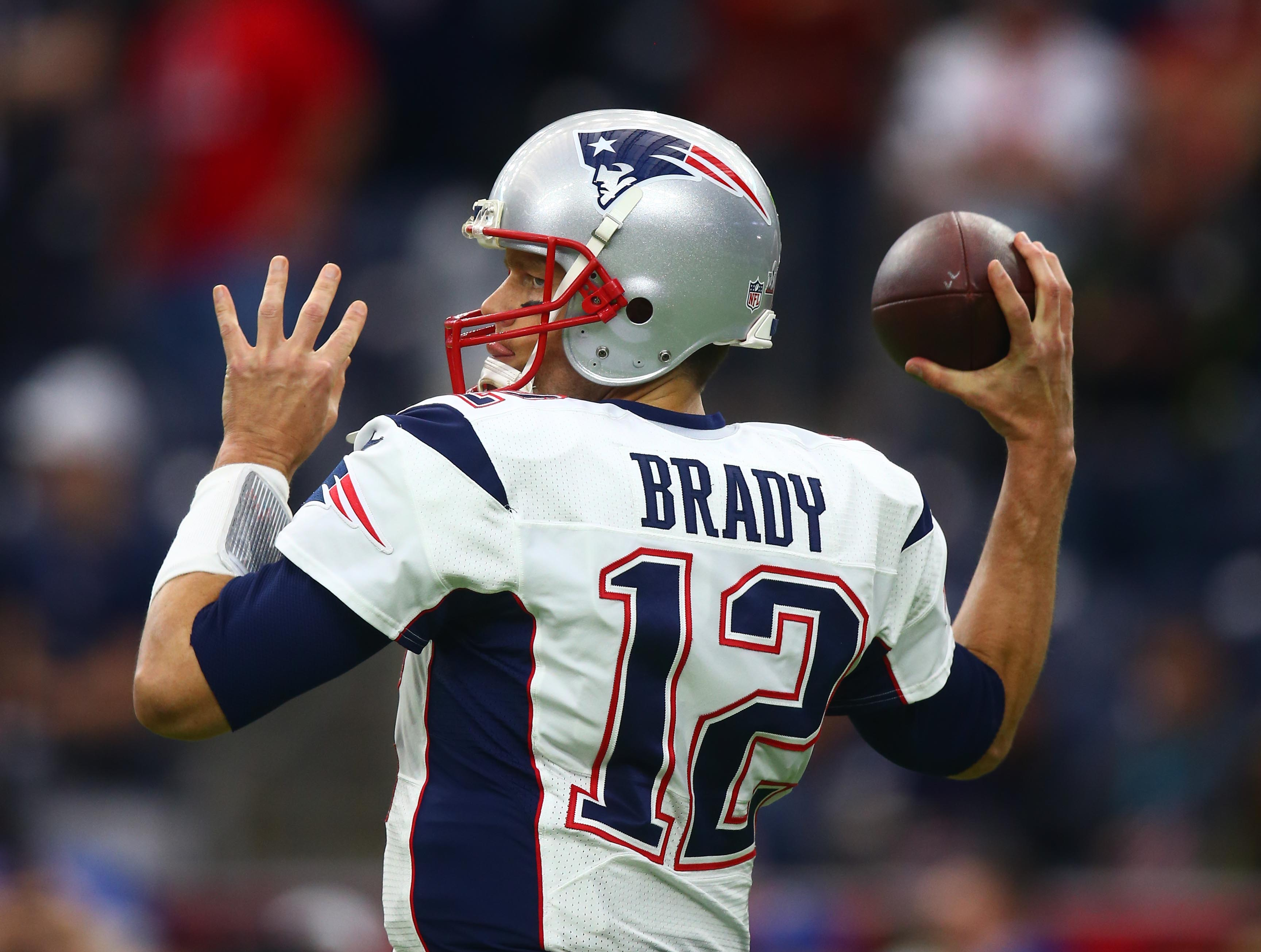 outlet store 00e59 8518c Dear LeBron James, here's 3 reasons Patriots QB Tom Brady is ...